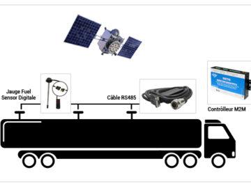 solution gestion carburant citerne