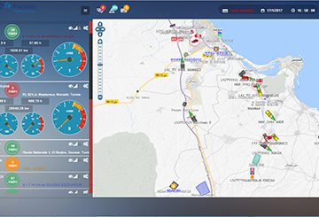 maps solution de gestion de flotte