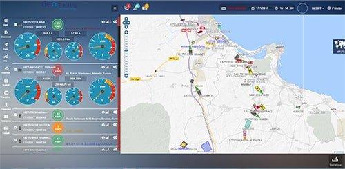 maps solution de gestion de flotte