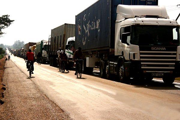 gestion de flotte de transport marchandise