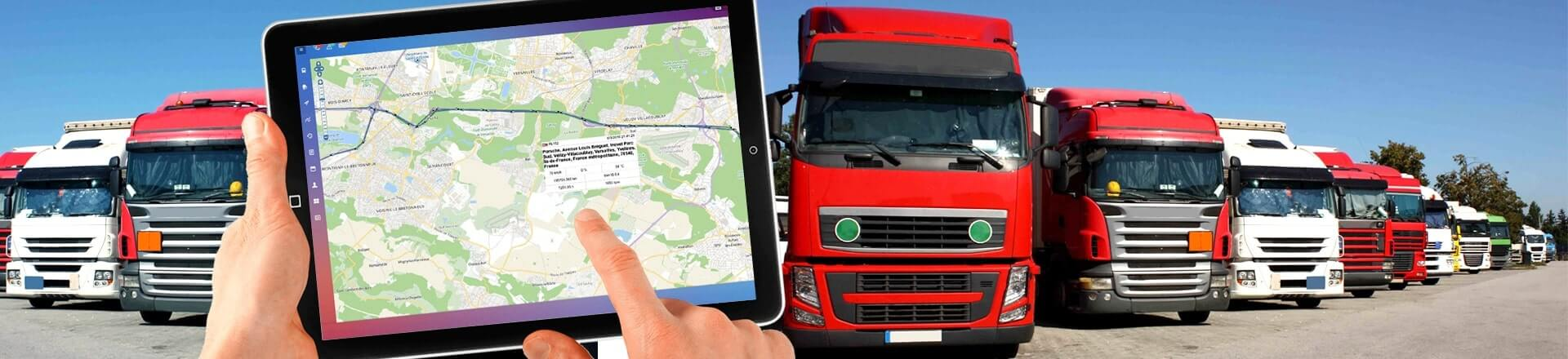 gps traking solutions