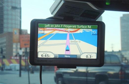 GPS voiture Algerie