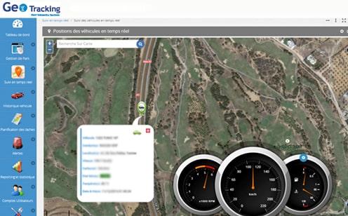 GPS voiture Tunisie