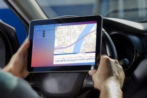 GPS voiture Maroc