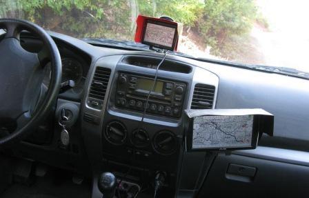 GPS Burkina