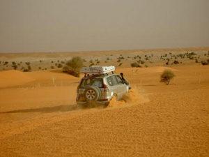 GPS Mauritanie