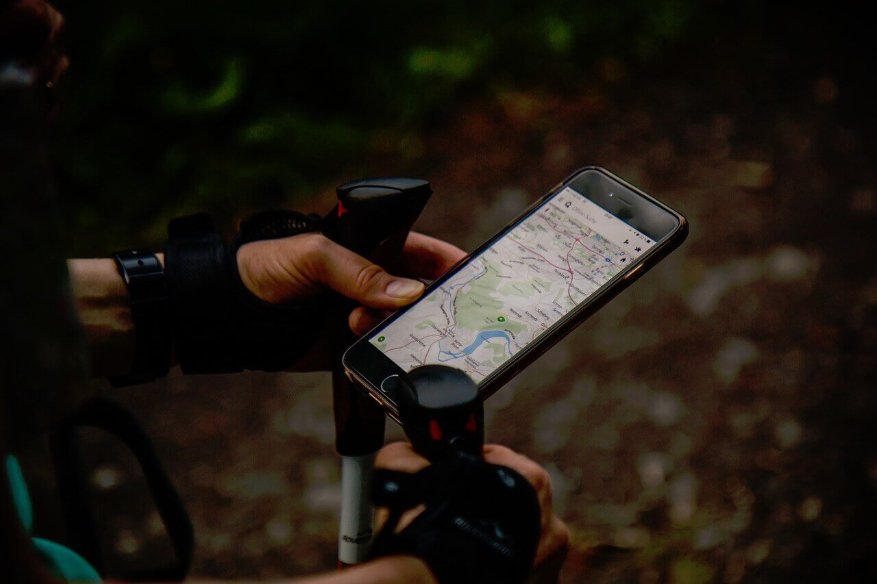 Géolocalisation GPS en France