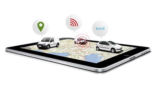 vehicle geolocation